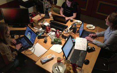 Commissies aan het werk